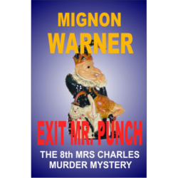 Exit Mr. Punch (The Mrs. Charles Murder Mysteries Book 8) Kindle Edition
