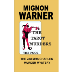 The Tarot Murders (The Mrs Charles Murder Mysteries Book 2) Kindle Edition
